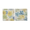 "Benzara Set Of 2 Canvas Art 16""W, 16""H"