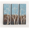 "Benzara Set Of 3 Canvas Art 48""W, 47""H"