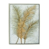 Appealing Framed Canvas Art, Beige