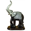 Polystone Elephant 15 Inches High