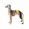 """Benzara Endearing Polystyrene Dog 12""""W, 12""""H"""