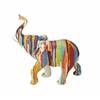 "Polystyrene Elephant 11""W, 11""H"