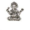 Gorgeous Ps Shelf Ganesha, Antique Silver