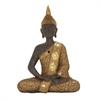 Entrancing Ps Sitting Buddha, Gold