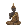 Inviting Ps Sitting Buddha, Gold