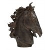 Polystone Horse Head Beautiful Coordinating Decor