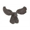 Precious Polystone Moose Trophy Head