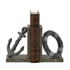 Benzara Robust & Exclusive Bookend Pair