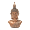 Charming Ps Buddha Head, Copper