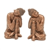Pleasing Ps Buddha 2 Assorted, Copper