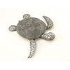 Striking Ps Silver Sea Turtle, Antique Silver