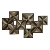 Stylish Wood Wall Decor, Shades Of Brown