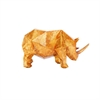 Appealing PS Gold Rhino, Gold