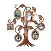 Benzara Metal Wall Photo Frame 33 Inches High