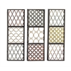 Priceless Metal Wall Decorative 3 Assorted