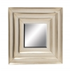 Distinctive And Captivating Metal Wall Mirror