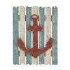 Anchor Themed Lovely Wall Plaque