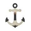 Benzara Alluring Wood Anchor Wall Hook