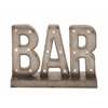 "Benzara Superb Metal Led Bar Sign 16""W, 12""H"