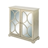 Innovative Wooden Cabinet, Taupe