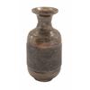 "Benzara Chic Bamboo Lacquer Vase 9""W, 19""H"