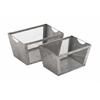 Benzara Artistic Styled Multipurpose Metal Wire Basket