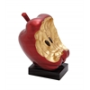 The Lifelike Red Apple