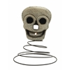 Benzara Marvelous Metal Skeleton Candle Holder