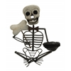 Benzara Eccentricmetal Skeleton Decor