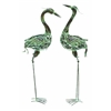 Benzara Metal Bird With Attractive And Elegant Artistic Style - Set Of 2