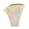 Novel Lacquer Vase - Gold, Gold