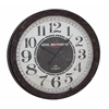 Benzara Classic Wood Wall Clock