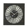 "Benzara Stunning Wood Wall Clock 27""D"