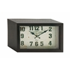 Benzara Fabulous Metal Table Clock