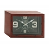 Benzara Splendid Metal Table Clock