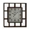 Benzara Elegant Styled Creative Metal Wall Clock