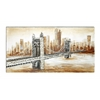 "Canvas Art 55""W, 28""H Wall Decor"