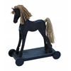 Jute Horse For Modern And Conventional Decor
