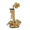 Benzara Stunning Brass Telephone