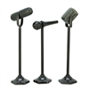 Stunning Aluminum Microphone 3 Assorted, Black