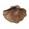 "Splendid Polystone Sea Shell 12""W, 5""H"