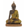 "Remarkable Polystyrene Buddha 7""W, 10""H"