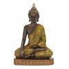 "Benzara Remarkable Polystyrene Buddha 7""W, 10""H"