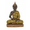 """Lovely Polystyrene Buddha 9""""W, 13""""H"""