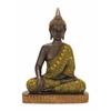 "Attractive Polystyrene Buddha 12""W, 17""H"