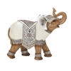 "Remarkable Polystyrene Elephant 14""W, 11""H"