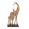 "Benzara Excellent Polystyrene Giraffe Family 7""W, 15""H"