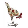 Cool Color Polished Attractive Styled Metal Rooster
