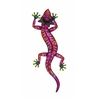 Greely Gecko Metal Wall Lizard