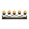 Benzara Five Candle Candelabra Centerpiece